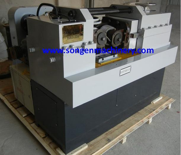 Two-Roll Hydraulic Thread Rolling Machine, Maximum Rolling Diameter 100mm