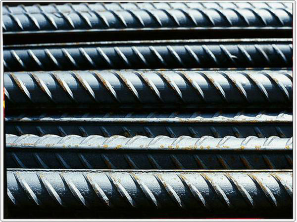 Deformed Steel Bar, Iron Rods, Construction Steel Rebar