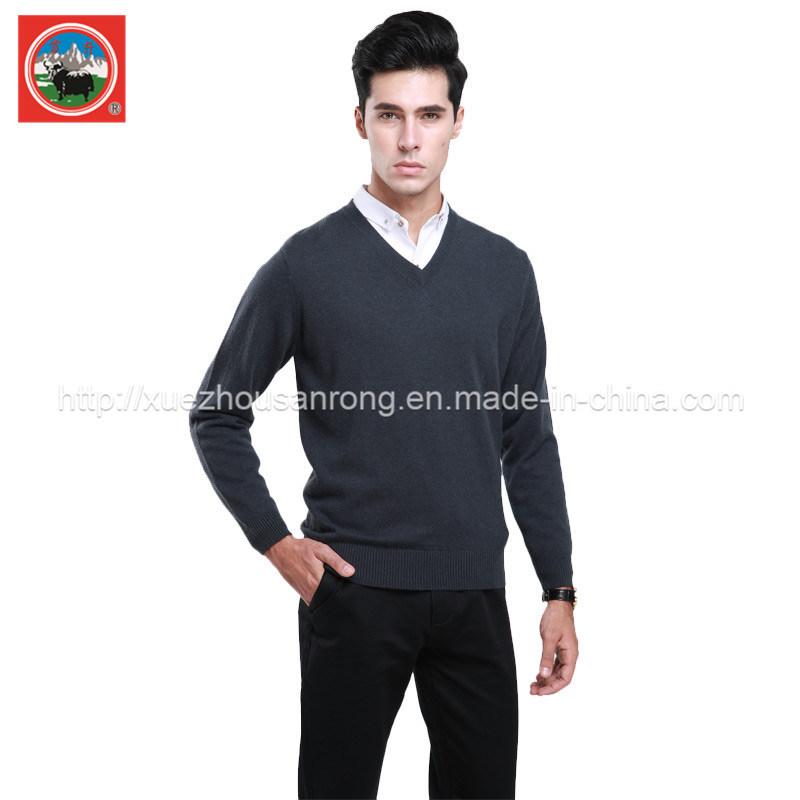 Yak Pullover V Neck Garment/Cashmere Knitwear/ Yak Clothing/Sweater