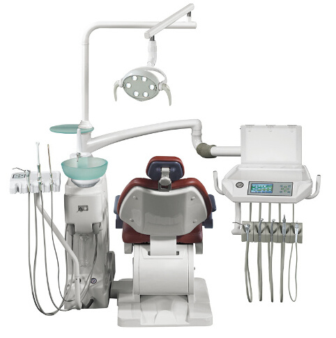 Hot-Selling Ce Approved Portable Dental Chair (AY-A4800 three fold type)