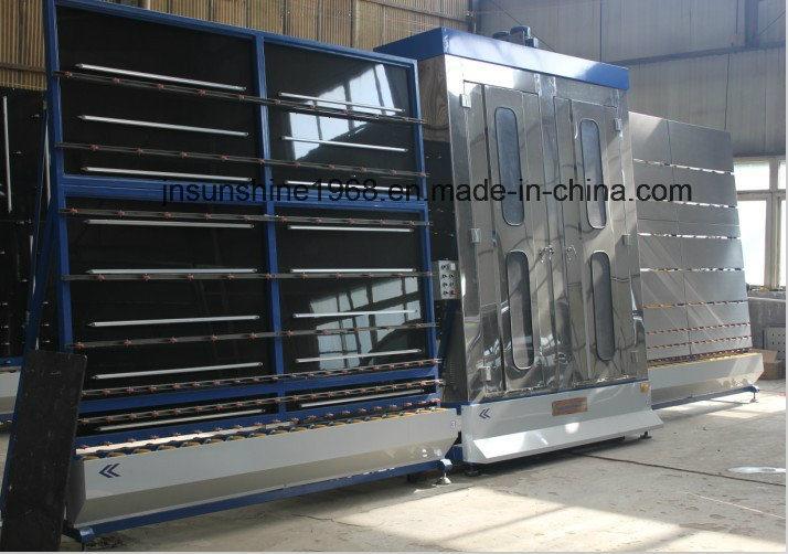 Horizontal / Vertical Glass Washing and Drying Machine, Glass Washing Machine