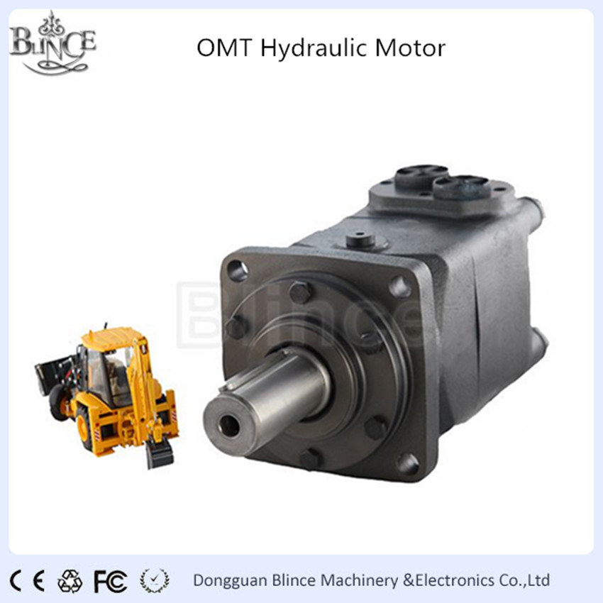 Match Eaton Type Agitator Hydraulic Motor (OMT500)