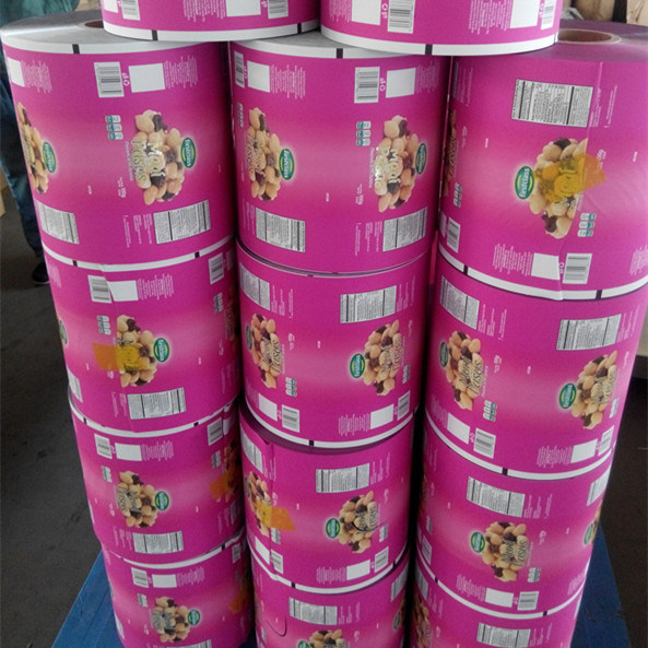 Food Packaging Film for Automatic Packaging Machine