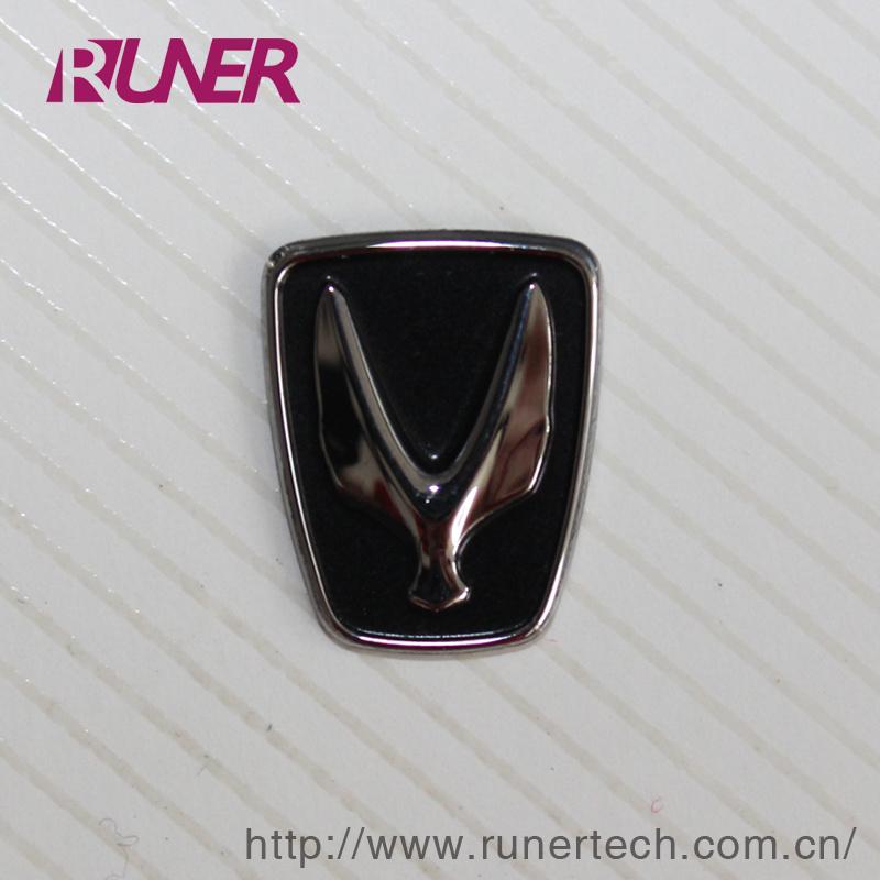Electroform Nickel Auto Logo/Sticker