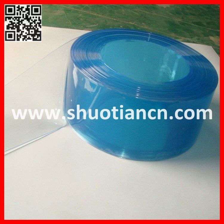 -40c Transparent Flexible Polar PVC Strip Curtain (ST-004)