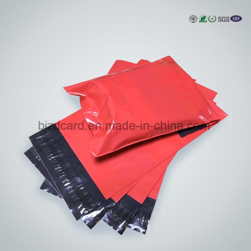 Clear Shopping Plastic Bag Slider Packaging Bag