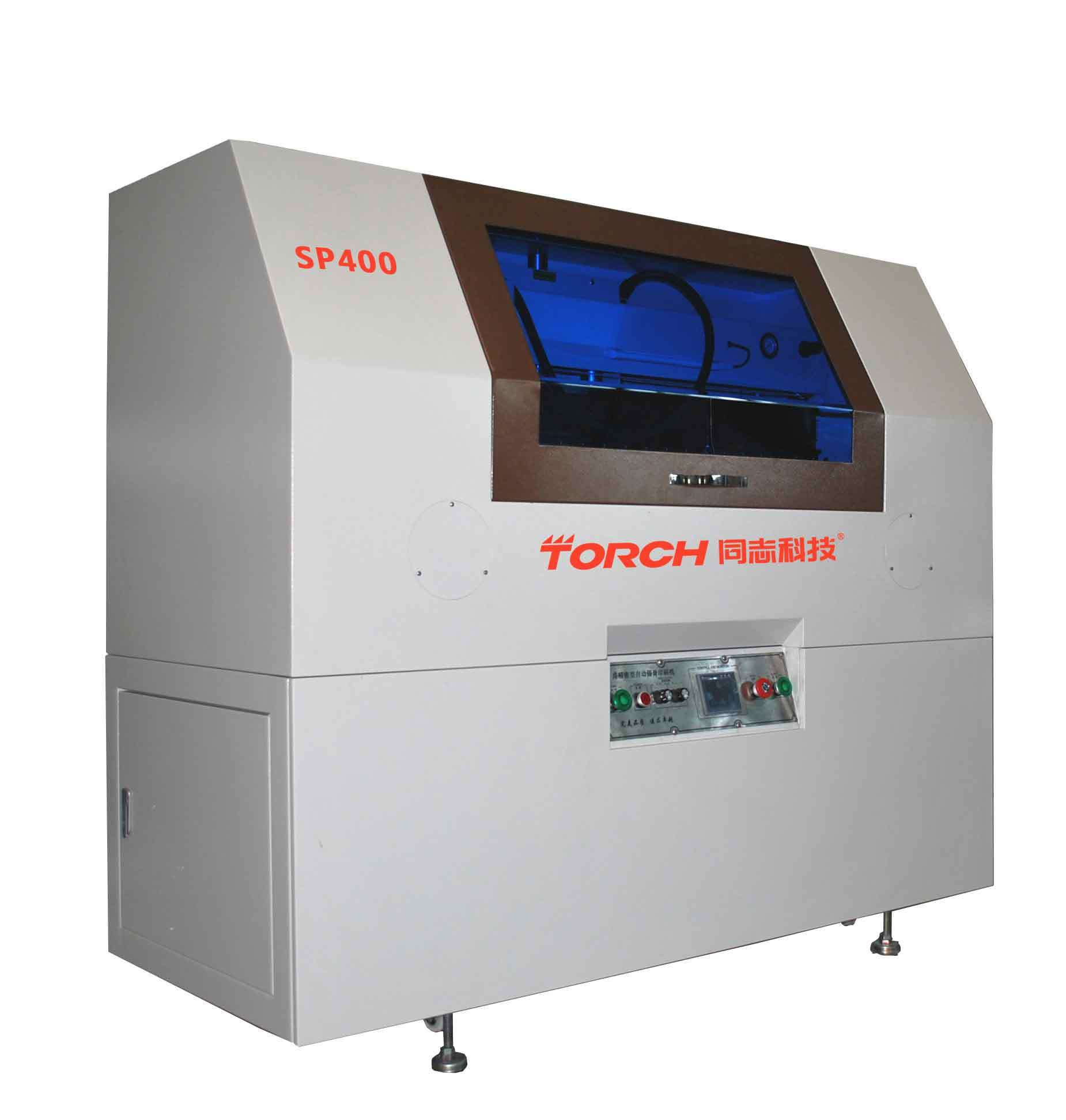 High Precison High Speed Stencil Printer