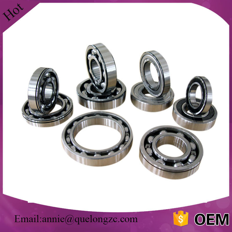 Precision Miniature 608zz Deep Groove Ball Bearing with Imported India Price