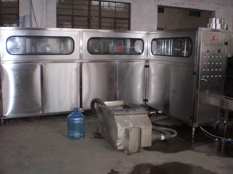 Series Full-Automatic 5 Gallon Barrel Filling Machine