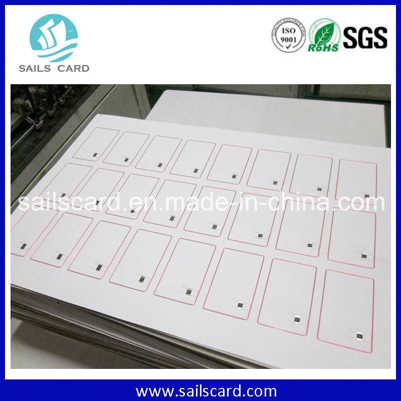 RFID Inlay for Contactless Smart Card Making