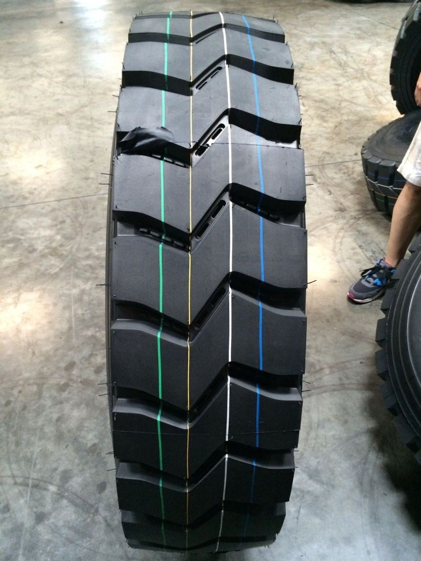China Factory, Trailer Tire, Mining, Dump Truck Tyre, Heavy Duty Truck Tyre for Us, Australia Market, Bus, TBR Radial Tyre