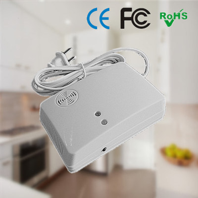 High Sensitive Fire Alarm Detector Wireless Network Gas Leakage Alarm (gas detector)