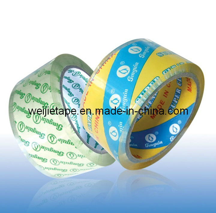 Crystal Super Clear Packing Tape (OPP0001A)