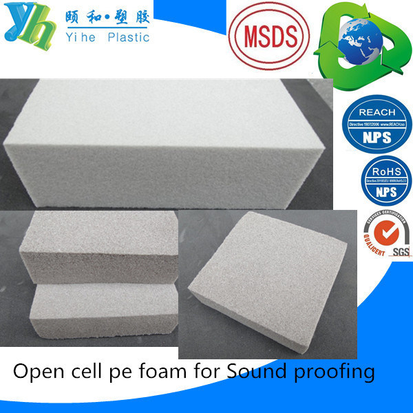 Sound Proof Open Cell Foam Sheet