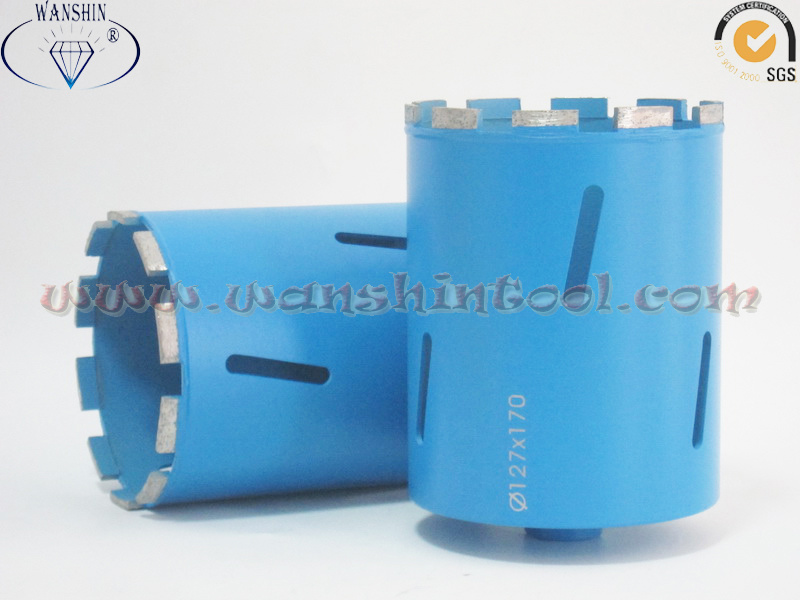Concrete Diamond Drill Bits Diamond Core Bits