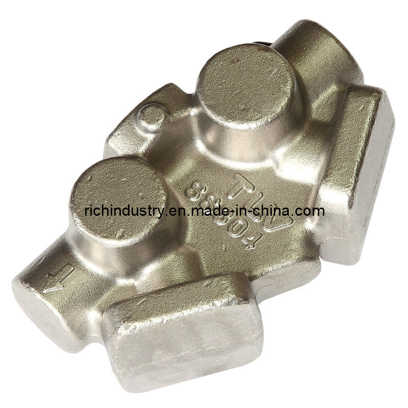 Quality Products Precision Forging Brass Valve Body Brass Forging/Valve Parts