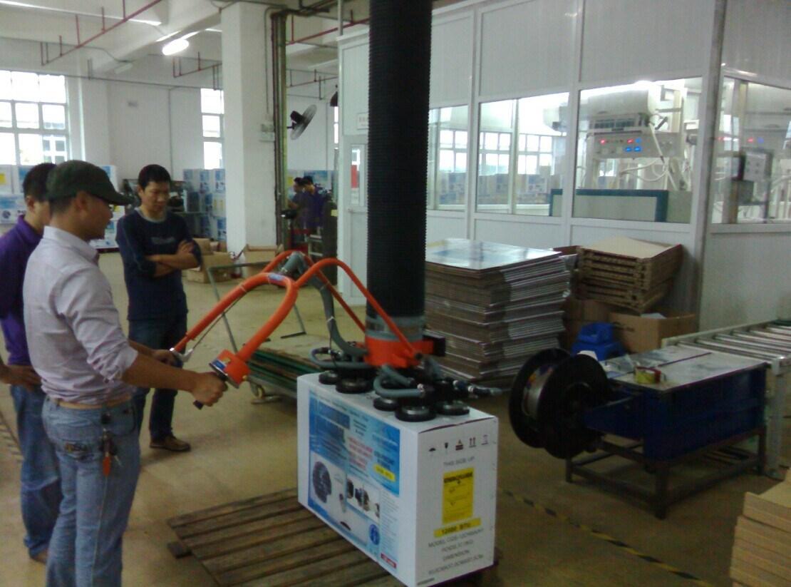 Vacuum Lifter for Cartons (ESL140/35)
