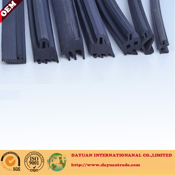 EPDM Rubber Seal, Rubber Gasket, Rubber Extrusion, Spare Parts