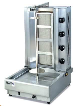 Gas Kebab Machine for Kitchen (GB-950)