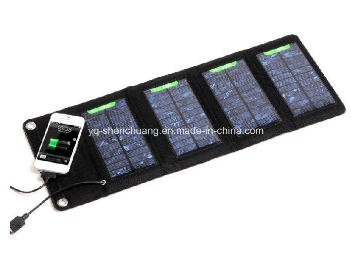 5W-150W Foldable Solar Charger Bag, Solar Power Bank, USB Portable Solar Panels