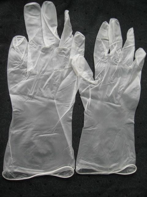 Dispaobel Vinyl Examination Gloves Ce Approved