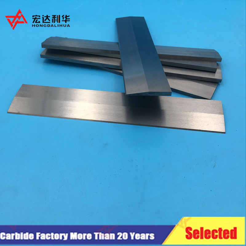 Tungsten Carbide Strips for Woodworking