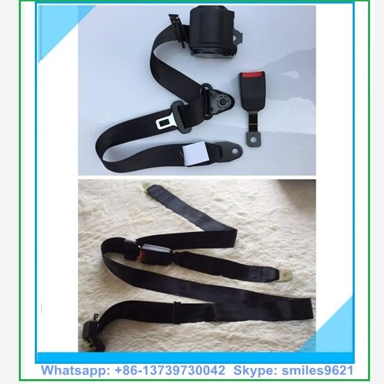 Alr Three-Point Seat Safety Belt with CCC