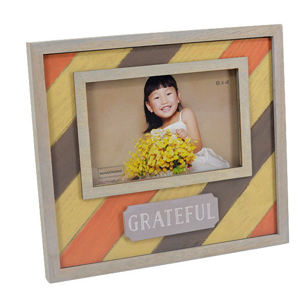 New Gift Wooden Photo Frame Wall Decoration