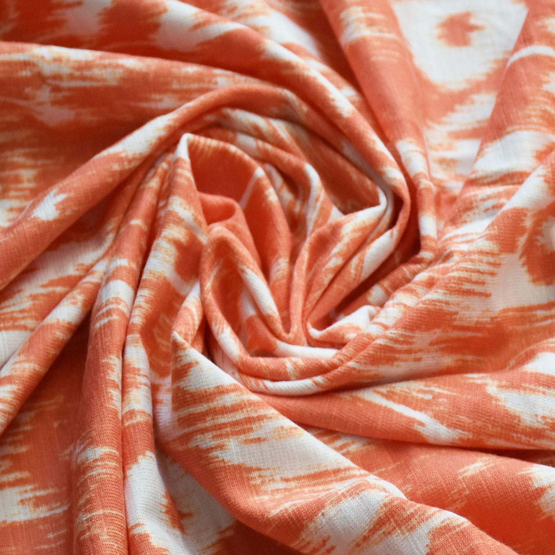 Cotton Rayon Spandex Printing Fabric for T-Shirt