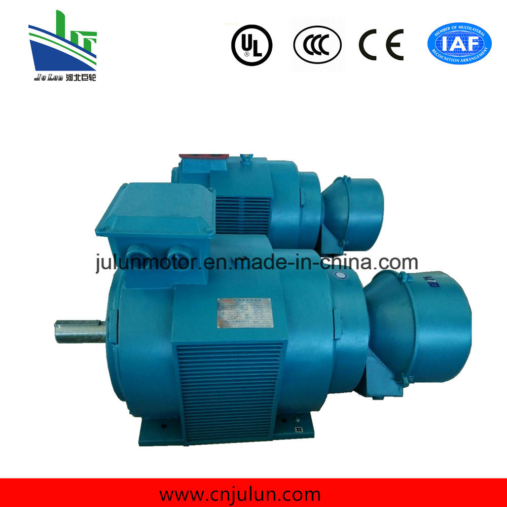Yr Series Low Voltage Winding Three-Phase Asynchronous Motor Ball Mill AC Electric Induction Three Phase Motor Slip Ring Motors