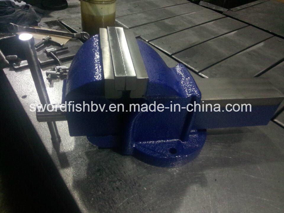 Swordfish Vice LV Janpan Type Bench Vise