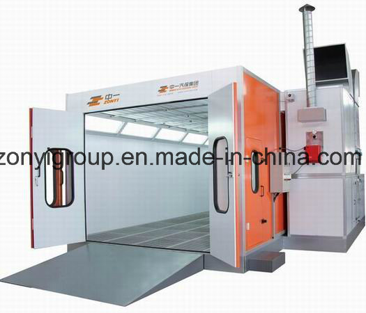 Automotive Ce Spray Booth Ce Painting Booth Spraying Booth Ce