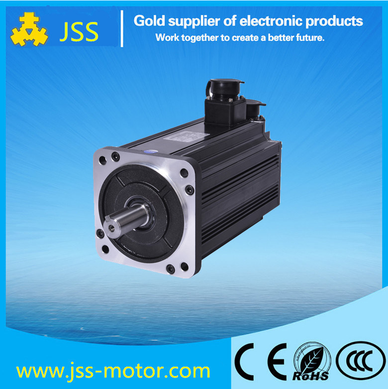 High Quality 1.5kw 3000rpm 220V AC Servo Motor in China