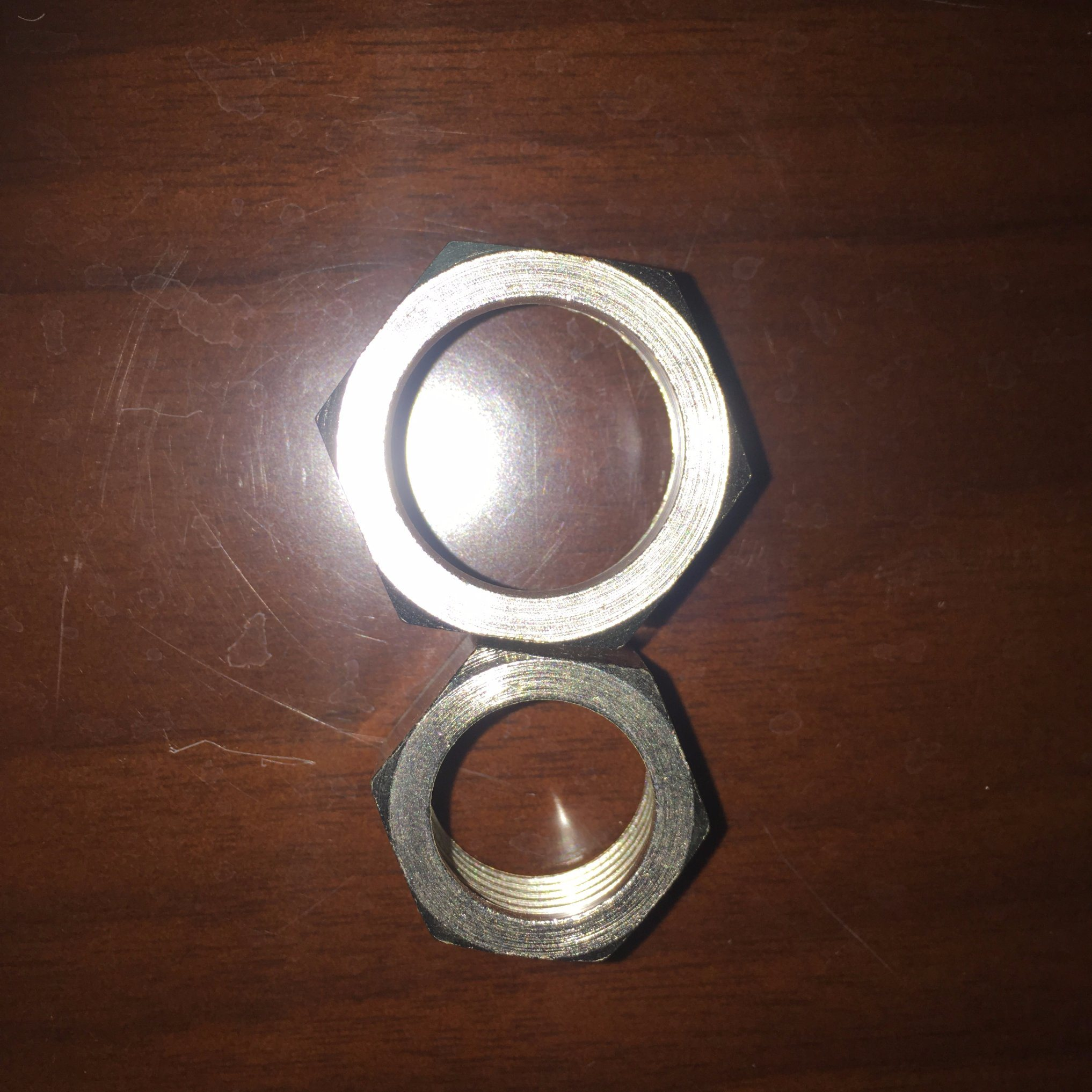 1/2 3/4 Carbon Steel Nickel Gas Hose Fitting for Russian Market