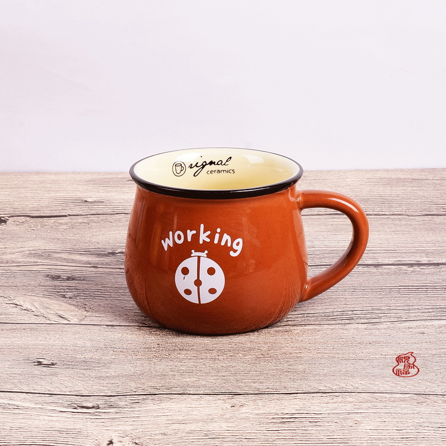 Breakfast Cup Coffee Cup Milk Cup Custom Logo Breakfast Cup