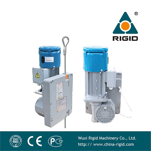 Ltd80 Mechanical Wire Rope Construction Winch