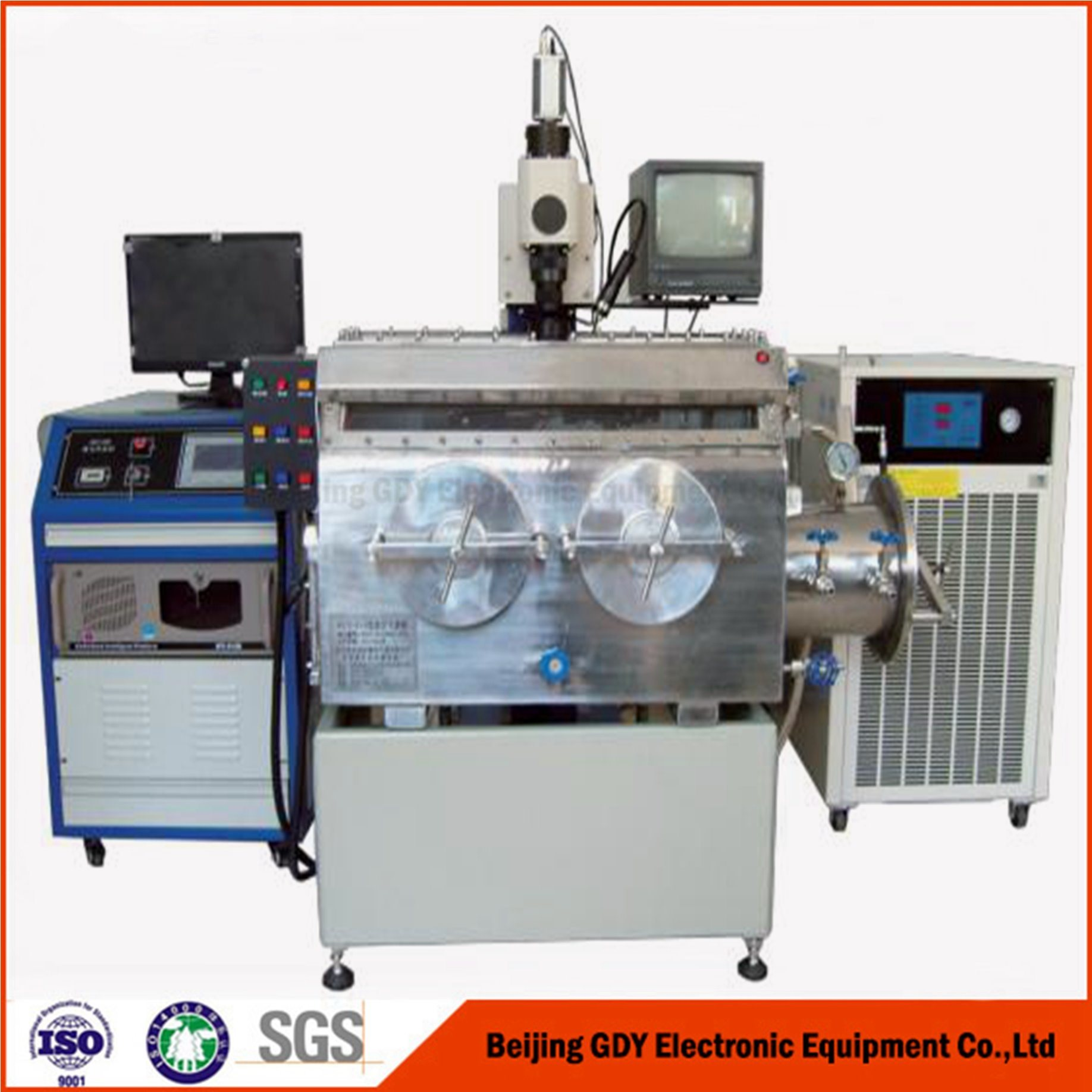 Factory Cheap Vacuum Seal Laser Welding Machine Finding Distributors