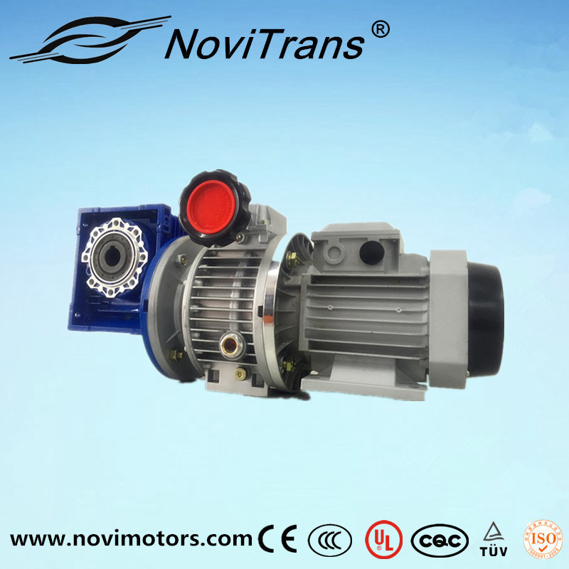 Three Phase Permanent Magnet Synchronous Motor Flexible Motors with Speed Governor (YFM-90/GD)