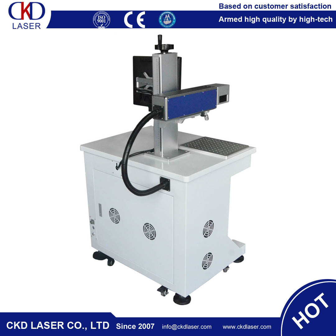 Desk Bench Laser Marker Fiber Laser Marking Machine