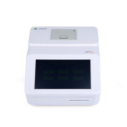 Medical Rapid Test Device Immunoassay Analyzer Norman Fi-1000