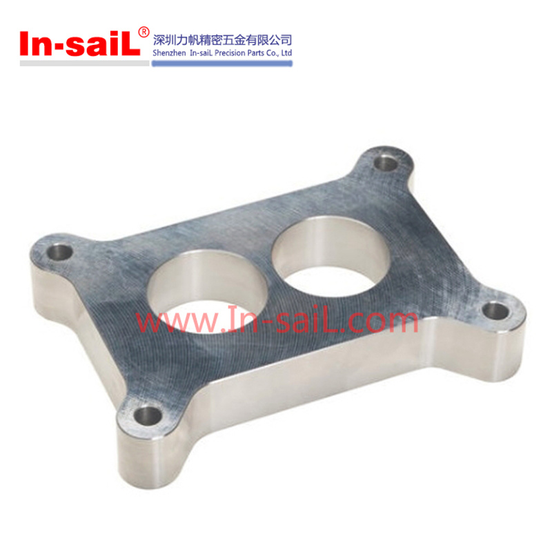 Customized CNC Machining 5052 Aluminum Parts CNC Milling Plates