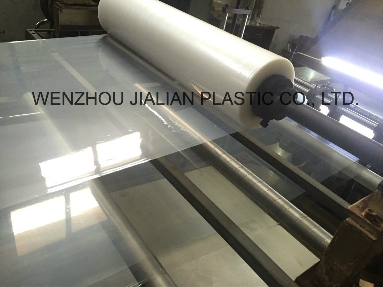 Rigid Pet Film/Sheet with PE Protect Film