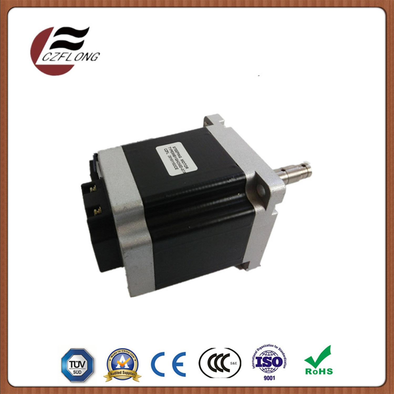 High Torque NEMA34 86*86mm Stepping Motor for CNC Embroidering Machine