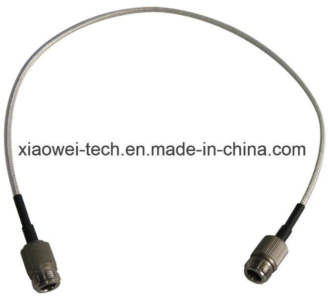 Waterproof Rg58/Rg8/Rg405/Rg316 Feeder Jumper Coaxial Cable Assemblies