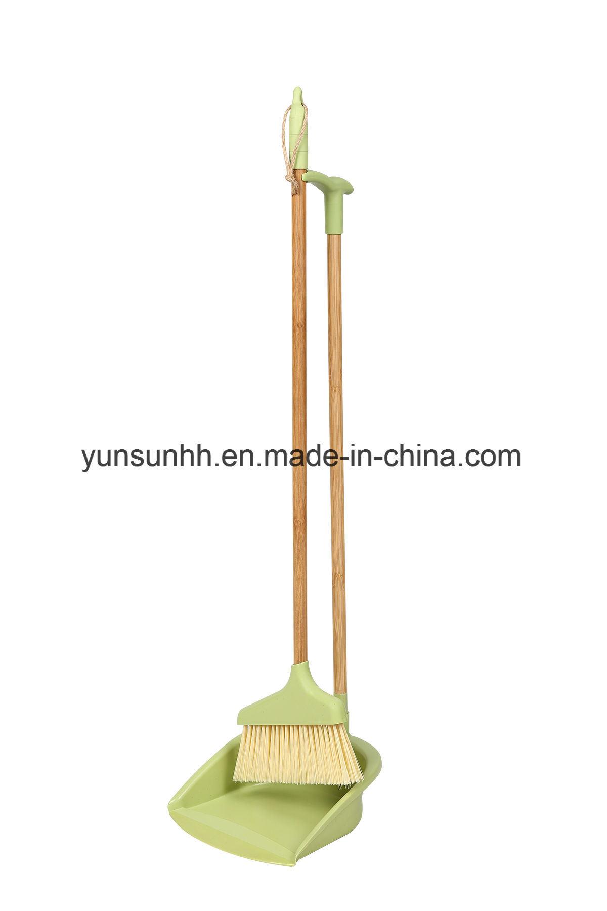 Floor Broom/Brush/Cleaner Set/ Dustpan& Brush Set, Gadren Cleaner Set
