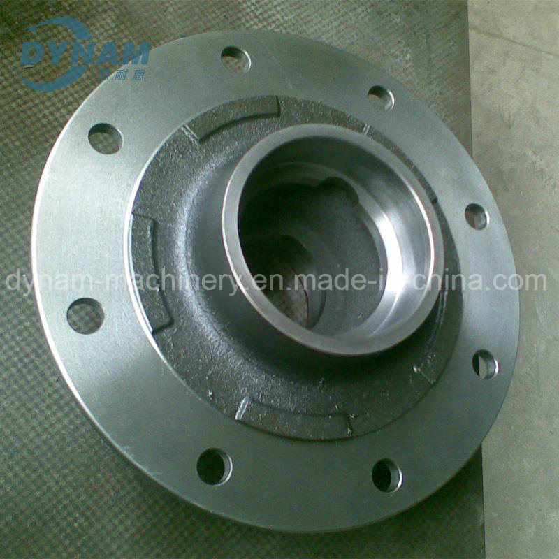Auto Parts Brake Drum by Ductile Iron Sand Casting with CNC Machining