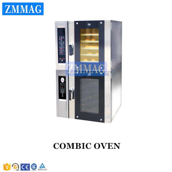 Professional S/S 5 Trays Electric China Commercial Bread Convection Oven (ZMR-5FD)