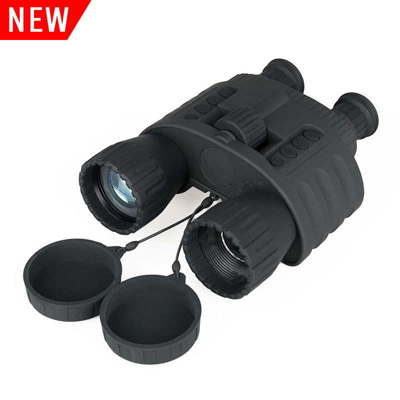 Optic Tactical Combat Airsoft Gun Weapon Shooting Scope Army Hunting Riflescope Laser Ranging Night Vision with Video