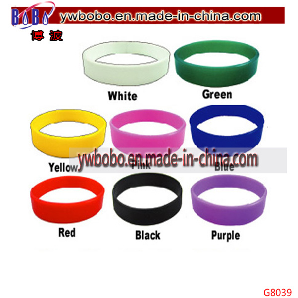 Halloween Gifts Party Supply Bracelet Silicone Bracelet Fashion Accessories (G8040)
