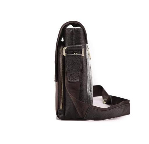 Man′s Genuine Leather Business Fashion Shoulder Bags (RS-GR0014)